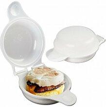 Kitchen Collection Mikrowelle Eierkocher 08371