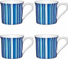 Kitchen Craft AMZKCMFLT16SET4 Flötenförmige