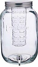 Kitchen Craft Home Made Getränkespender aus Glas