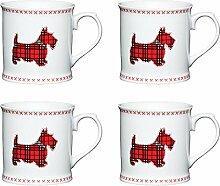 Kitchen Craft Scottie Hund Porzellan