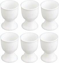 Kitchen Craft Set von 2Porzellan weiß