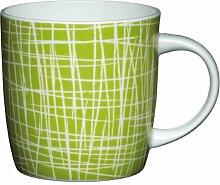 Kitchen Craft Tasse, feines Porzellan,