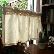 Kitchen Curtains Cafe Vorhänge Scheibengardine