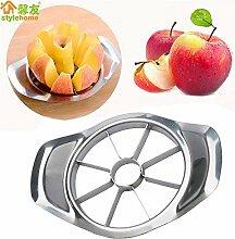 Kitchen Gadgets Apfelschneider aus Edelstahl für