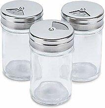 Kitchen Gadgets Gewürz-Box für Gewürzflaschen,