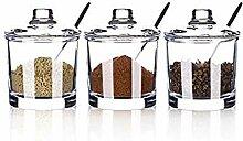 Kitchen Seasoning Box Gewürzglas Set Home