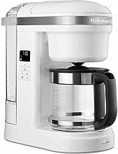 KitchenAid 5KCM1208EWH Drip-Kaffeemaschine-WEISS,