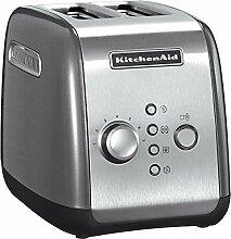 KitchenAid 5KMT221ECU Toaster für 2 Scheiben,