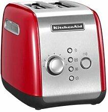 KitchenAid 5KMT221EER Toaster für 2 Scheiben, ro