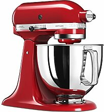 KitchenAid 5KSM125EER, Artisan Küchenmaschine mit