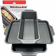 Kitchenaid Backbleche Set 3 Stück Brat - Backform