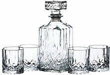 KitchenCraft Bar Craft Kristallglas Whisky