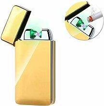 Kivors® elektronisches Feuerzeug tragbar USB