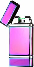 Kivors® USB Elektronisches Doppel Lichtbogen