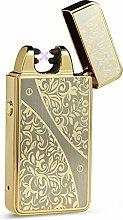 Kivors USB Elektronisches Feuerzeug Tragbar