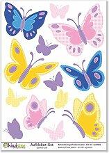 Kiwistar Schmetterlinge Flickenmuster, 13