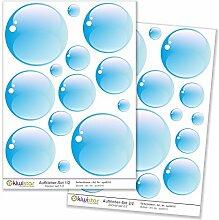 Kiwistar Seifenblasen, 28 Blasen, Bubbles Deko