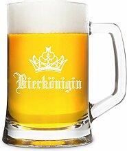 KIXY Bierkrug von Leonardo Bierseidel Bierglas