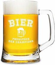 KIXY Bierkrug von Montana Bierseidel Bierglas
