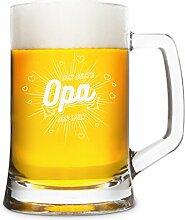 KIXY Bierkrug von Montana Geschenk Gravur