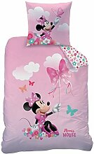 KK Bettwäsche Disney Minnie Mouse 80 x 80 cm /