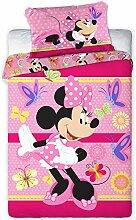 KK Disney Minnie Mouse Baby Bettwäsche 40 x 60 cm