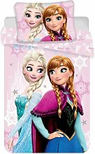 KK Eiskönigin Frozen Anna & ELSA Baby Bettwäsche