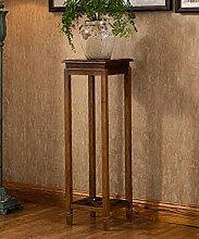 KKCFHUAJIA Blumenständer Blumentopf Regal Bambus