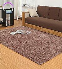 KKCFTAN Einfache moderne Teppich Wohnzimmer Schlafzimmer Anti-Rutsch-verdickte Teppich ( farbe : B , größe : 120*170cm )
