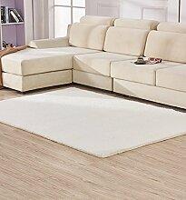 KKCFTAN Fußmatten Anti-Blockier-System Rechteckige Teppich für Wohnzimmer, Kaffee, Tisch, Sofa, Schlafzimmer, Bettvorleger, 0.65-1.4m * 1.6-2.0m Teppiche, Teppiche Türmatten Fußpolster ( Farbe : E , größe : 0.8*2.0m )
