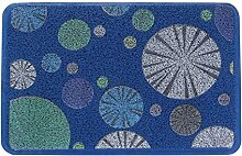 KKCFTAN Fußmatten Umwelt Pad, Bodenmatten, multi-color optional Teppiche Türmatten Fußpolster ( Farbe : D , größe : 50*70cm )