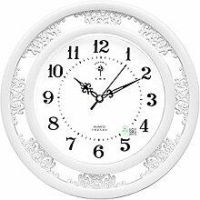 KKLOCK Wanduhr Uhr Wanduhren Lautlos für