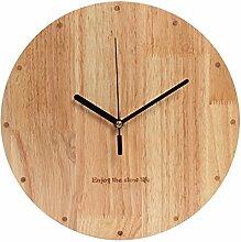 KKLOCK Wanduhr Uhr Wanduhren ohne Ticken Lautlos