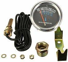 KKmoon 12V 52mm Auto Mechanische Wassertemperatur