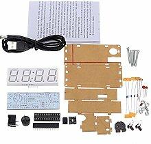 KKmoon 4-stellige DIY LED elektronische Clock Kit