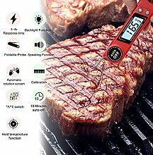 KKmoon Bratenthermometer digital Instant Read