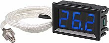 KKmoon Industrielles digitales Thermometer 12V