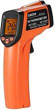 KKmoon Laser Infrarot Thermometer 12: 1 Pyrometer