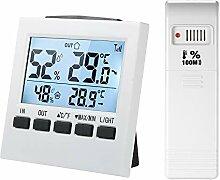 KKmoon LCD Digital Thermometer Hygrometer Wireless