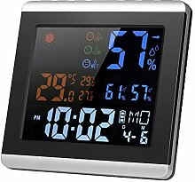 KKmoon Thermometer Hygrometer Indoor Digital Farbe