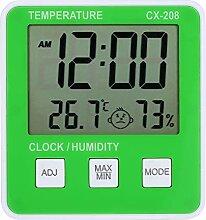 KKmoon Wetterstation Innenthermometer Hygrometer