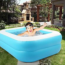 KKTECT aufblasbares planschbecken,aufblasbar Pool