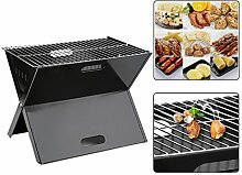 Klapp Grill Holzkohle OUTAD Picknickgrill