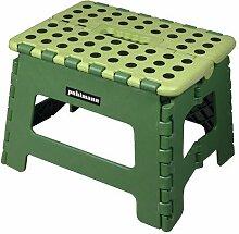 Klapp-Hocker JAMES - grün