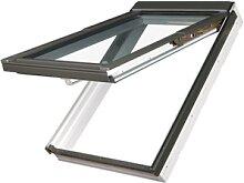 Klapp-Schwing-Fenster FAKRO PPP-V U3 aus