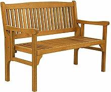 Klappbank Folding Chair Gartenbank 2-Sitzer
