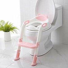 Klappbare Baby Kind Töpfchen Toilette Trainer