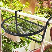 Klappbarer Balkontisch Valleywood Garten Living