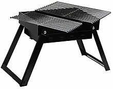 Klappbarer Barbecue-Grill Camping Tragbare Holz