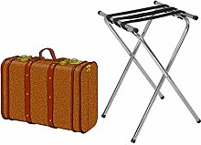 klappbarer Kofferständer Gepäckständer Koffer Hocker oder Tablettablage - Profiqualitä